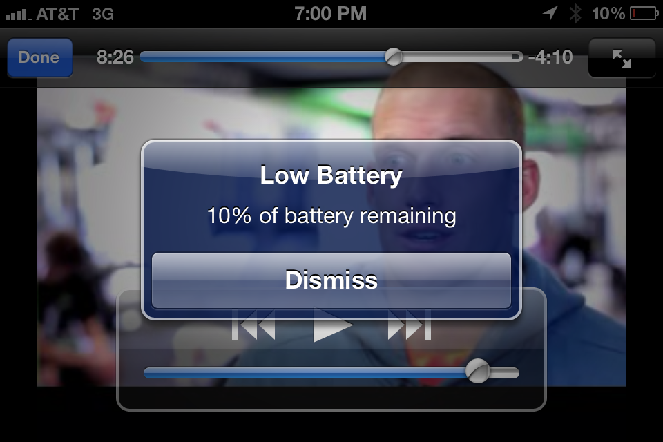 iphone 0 remaining an enhancement to the ios low battery warning azad zahoory