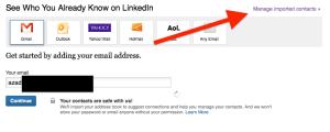 LinkedIn Contacts 1
