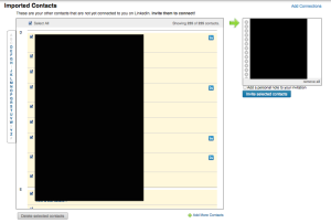 LinkedIn Contacts 2