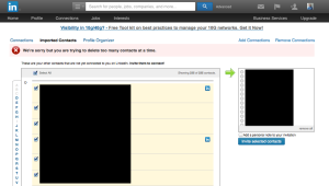 LinkedIn Contacts 3